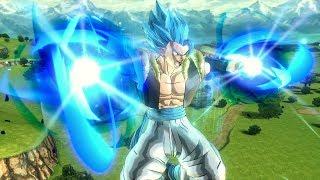 Dragon Ball Xenoverse 2 - SSGSS Gogeta, Broly (Super) , Winter Coat Goku & Vegeta Screenshots! (HD)
