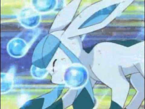Pokemon Glaceon AMV~Hurry Up and Save Me