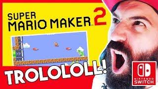 LEVELS VAN KIJKERS #3 | Super Mario Maker 2