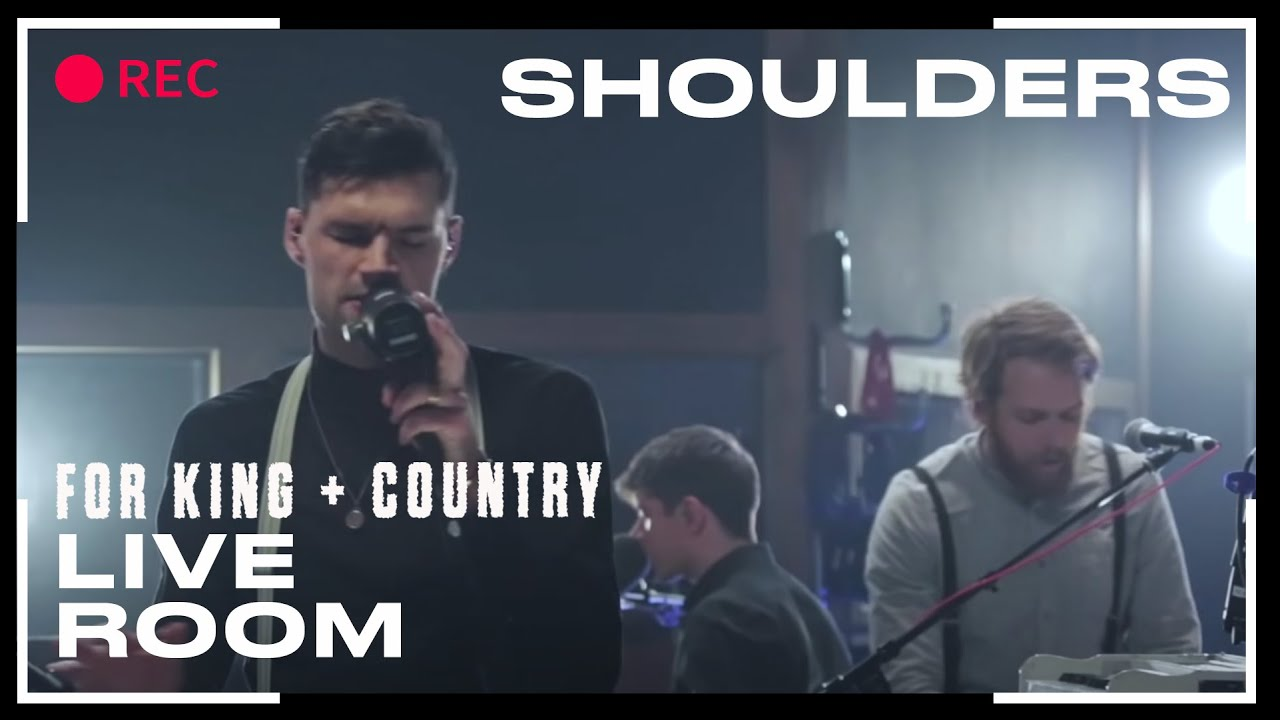for king country shoulders official live room session youtube - For King And Country Christmas Album