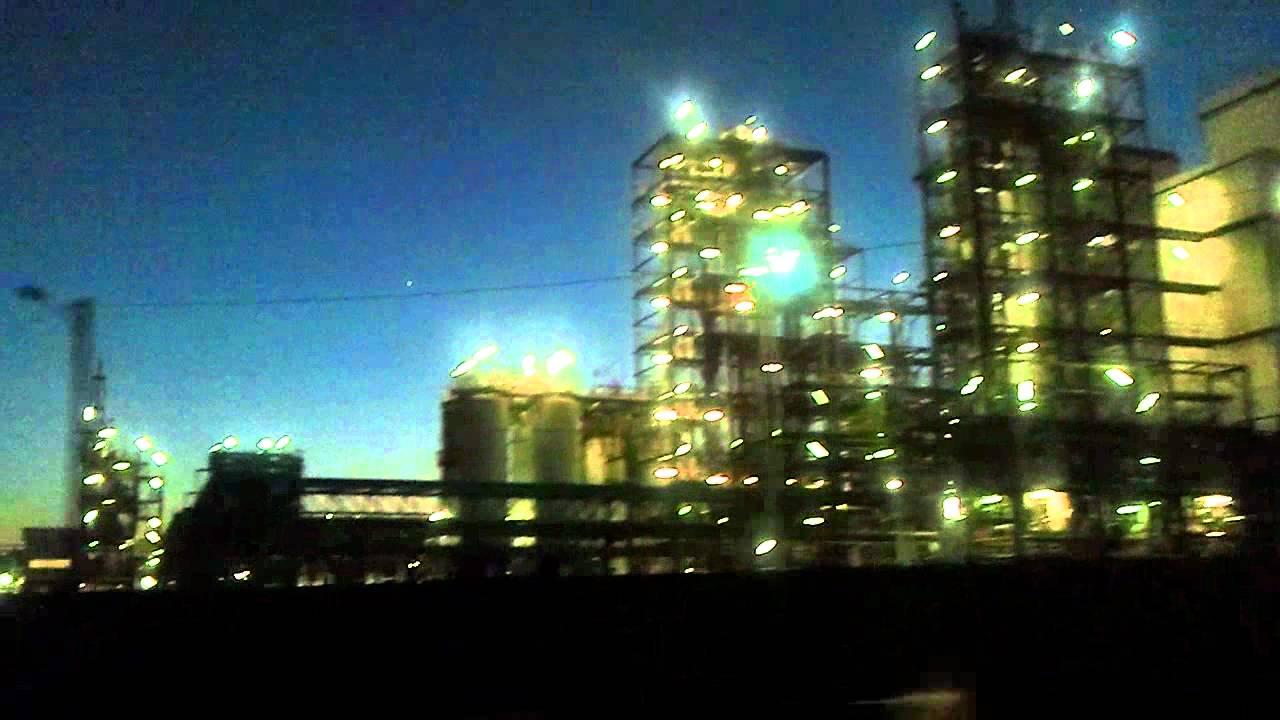 Raffinerie Feyzin