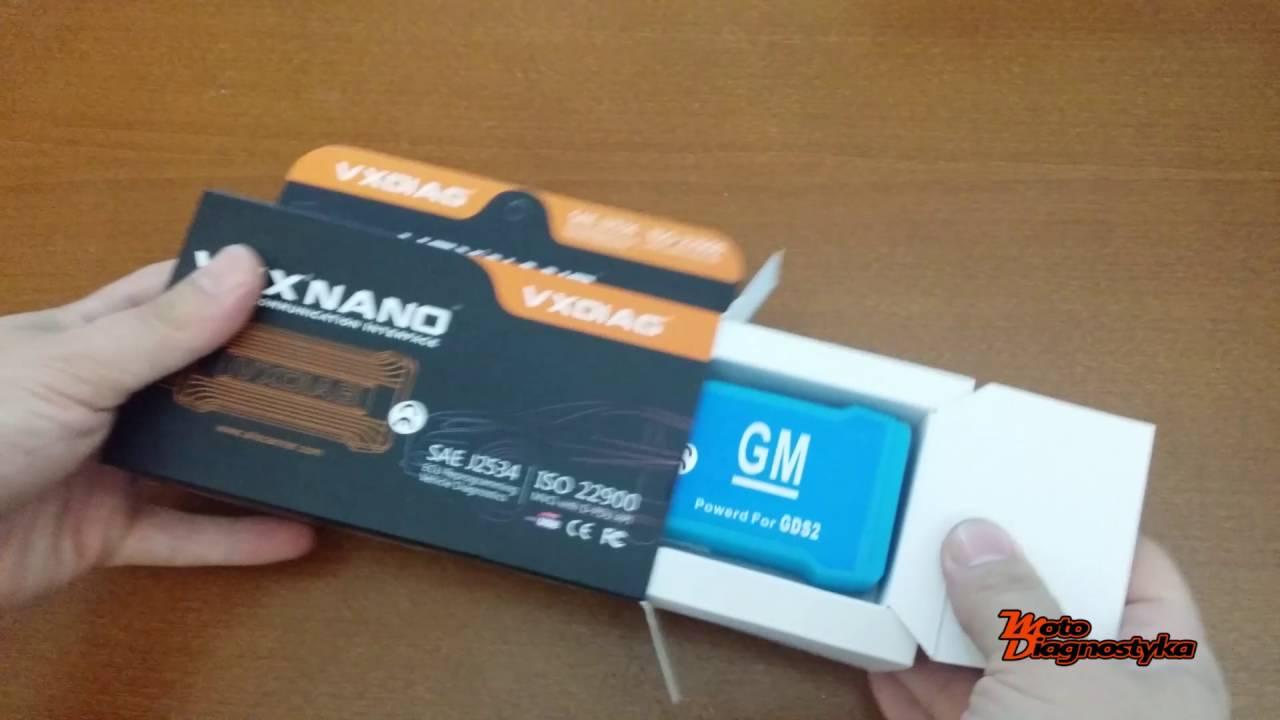 VCX NANO VXDIAG VCX NANO DIAG for Opel GM GDS2