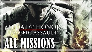 Medal of Honor Pacific Assault - All missions, Full game