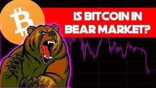 Is Bitcoin still in a bear market? Bitcoin technical Analysis