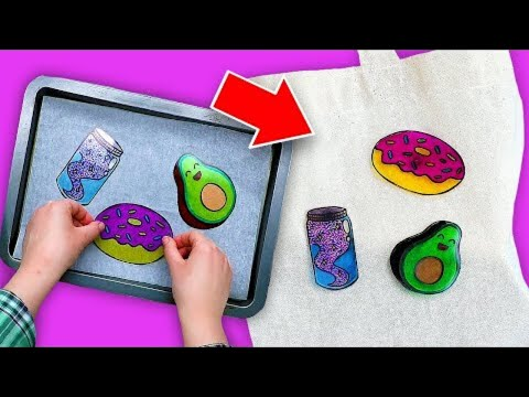 How To Make Cute Pins, Patches and Accessories