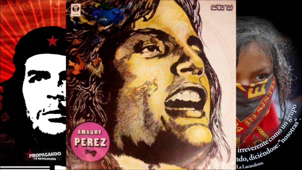 Amaury Pérez - Aguas
