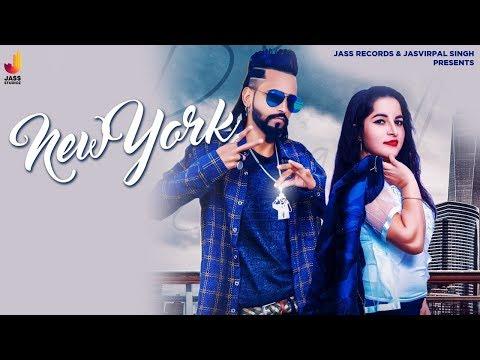 New York   (Full HD)   Banny Singh   New Punjabi Songs 2020   Jass Studioz - Download full HD Video mp4