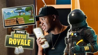 Big Shaq Plays Fortnite On The Wii