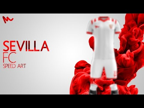 Sevilla Kit Design // Speed Art