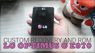 How to Unlock Bootloader, Install Recovery and Flash Lollipop or Marshmallow ROM on LG Optimus G