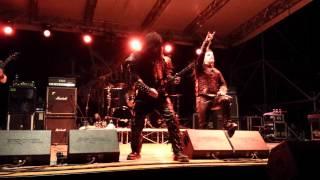 Dark Funeral- Vobiscum Satanas. Cascina 21/08/2015