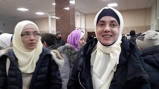 После суда по уфимскому делу «Хизб ут-Тахрир». Говорят родственники осуждённых и сочувствующие
