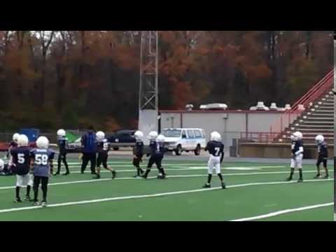 NFL YOUTH FOOTBALL AFC CHAMPIONSHIP 2013