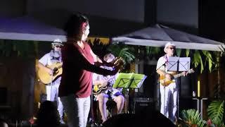 2017年9月10日、石垣島で行われた高木ブーのウクレレライブです。