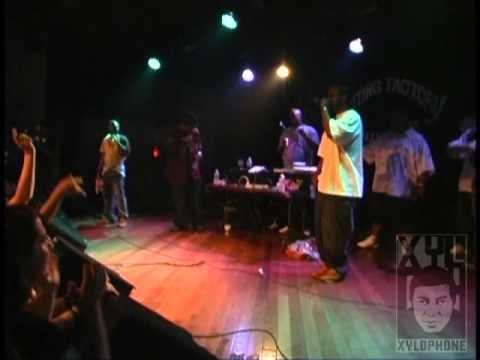 Slum Village - Live, Hollywood, Sept. 2002