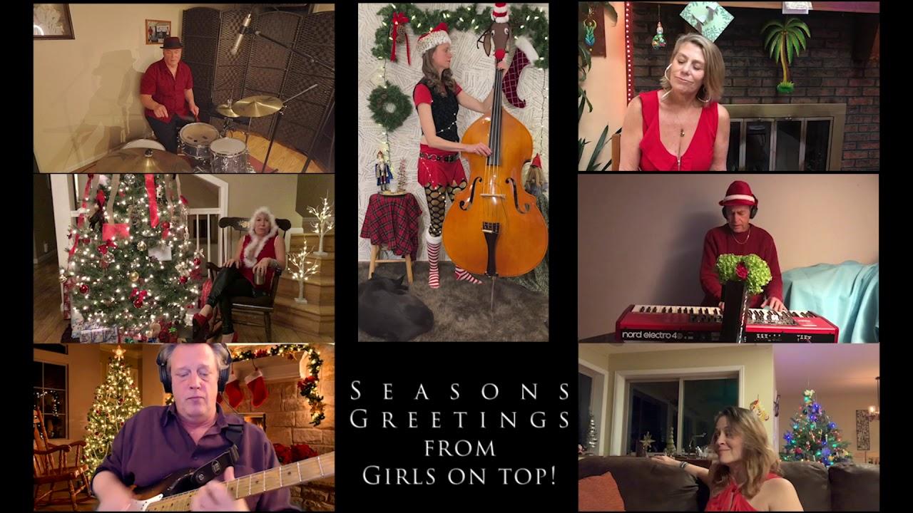 Seasons Greetings from Girls On Top!