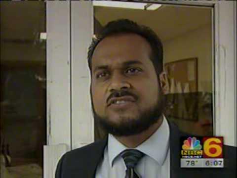 Islamic School of Miami Vandalized NBC 6