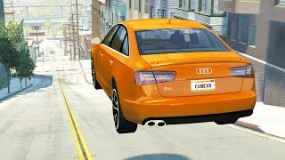 High Speed Crashes #8 (200+ MPH) - BeamNG drive