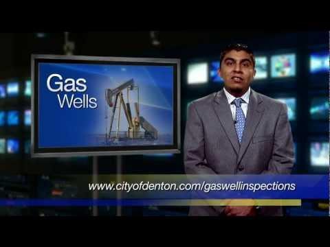 DTV Newsbreak - Gas Wells, Emancipation Proclamation Reading, Denton Community Theatre