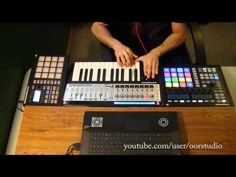 Martensvillian – Flexer (Live Looping)