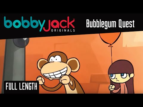 Bobby Jack | Pushed To Walk, The Bubblegum Quest - Full Length