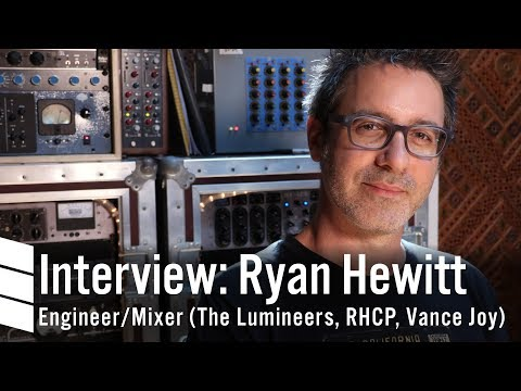 Interview: Ryan Hewitt (The Lumineers, Vance Joy)