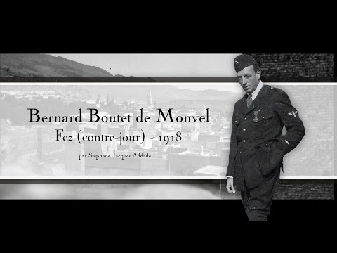 Bernard Boutet de Monvel - Fez (contre-jour) - 1918