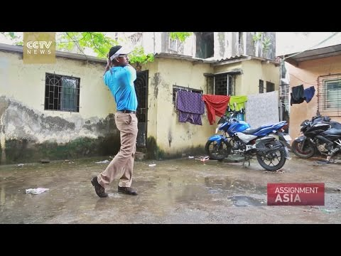 Slum Golf: one man's struggle to use golf as a means to escape poverty