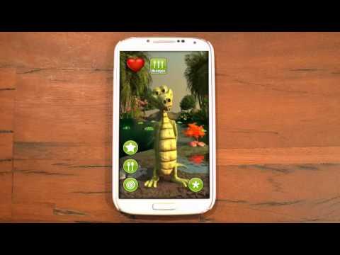 Talking Allan Alligator - Talking App For Kids