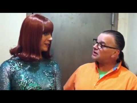 Coco Peru Rose Room Toilet Interview