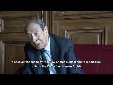 UN Special Rapporteur on the right to development