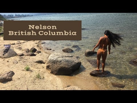 Road Trip To Nelson, British Columbia
