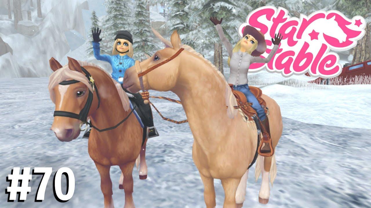 Live Star Stable met Daphne en Fenna!