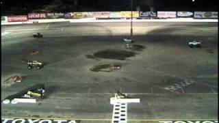 Monster Truck Racing - Toyota Speedway at Irwindale