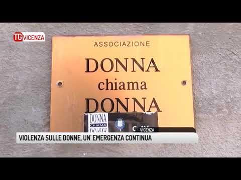 Calendario Marce Vicenza.Tg Vicenza 09 11 2018 Violenza Sulle Donne Un Emergenza Continua