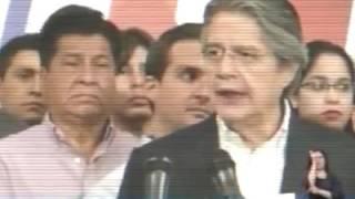 Ebi Camacho: ¿Si Lasso No Reconoce A Un Candidato Declarado Por El CNE, Tampoco A Sus Asambleístas?