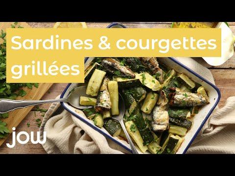 recette-des-sardines-et-courgettes-grillées