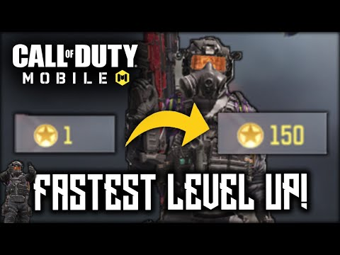 FASTEST way to LEVEL UP in COD MOBILE! (Secret Tips from #1 Ranked Player)