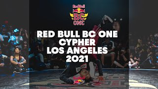 Red Bull BC One Cypher Los Angeles 2021 | PREMIERE