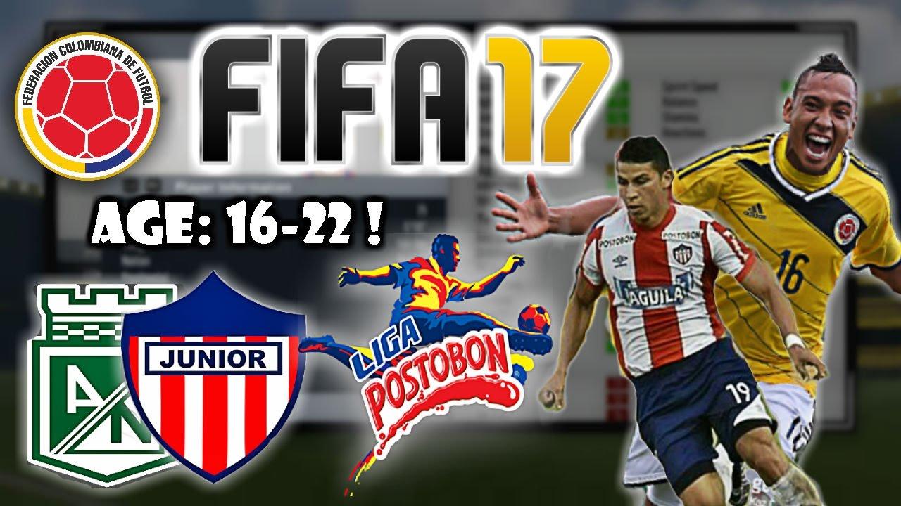Fifa 17 Talents