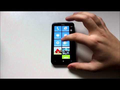 HTC TITAN - Review