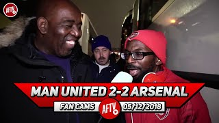 Man United 2-2 Arsenal | We Should Have FINISHED Them! I Can't Believe We Didn't Win!! (Ty)