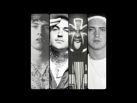 Eminem - Shut Up ft. Machine Gun Kelly, Tech N9ne and Yelawolf (Prod. Xplicit)