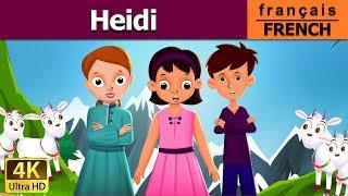 Heidi in French | Histoire Pour S'endormir | Histoire Pour Les Petit | Contes De Fées Français