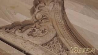 Овальная рама для зеркала в классическом стиле - изготовление(Процесс изготовления овальной рамы для зеркала в классическом стиле. Сложный классический узор выполнен..., 2016-05-25T21:21:28.000Z)