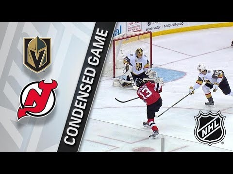 competitive price ab9f0 708aa Vegas Golden Knights vs New Jersey Devils March 4, 2018 HIGHLIGHTS HD