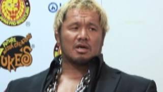 2010.09.29 PRESS CONFERENCE MAKABE vs KOJIMA 真壁刀義 検索動画 25