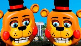 - Freddie vs Freddie Фредди против Фредди Adventures animatronics Приключения аниматроников GTA 5 FNAF