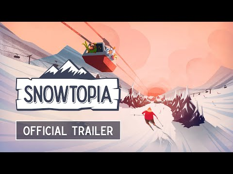 Snowtopia - Early Access Release Trailer