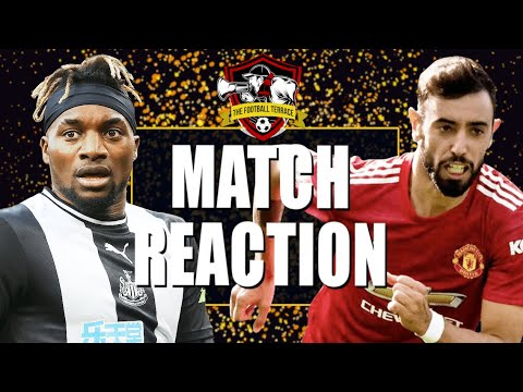 Bruno Fernandes SHUTS the haters down! Newcastle United 1-4 Manchester United   Match Reaction